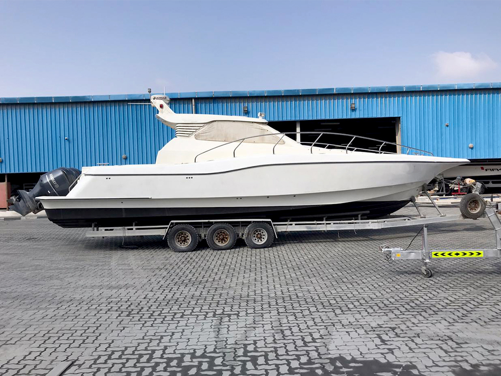 New And Used Boats For Sale In Dubai Uae Yacht Charter In