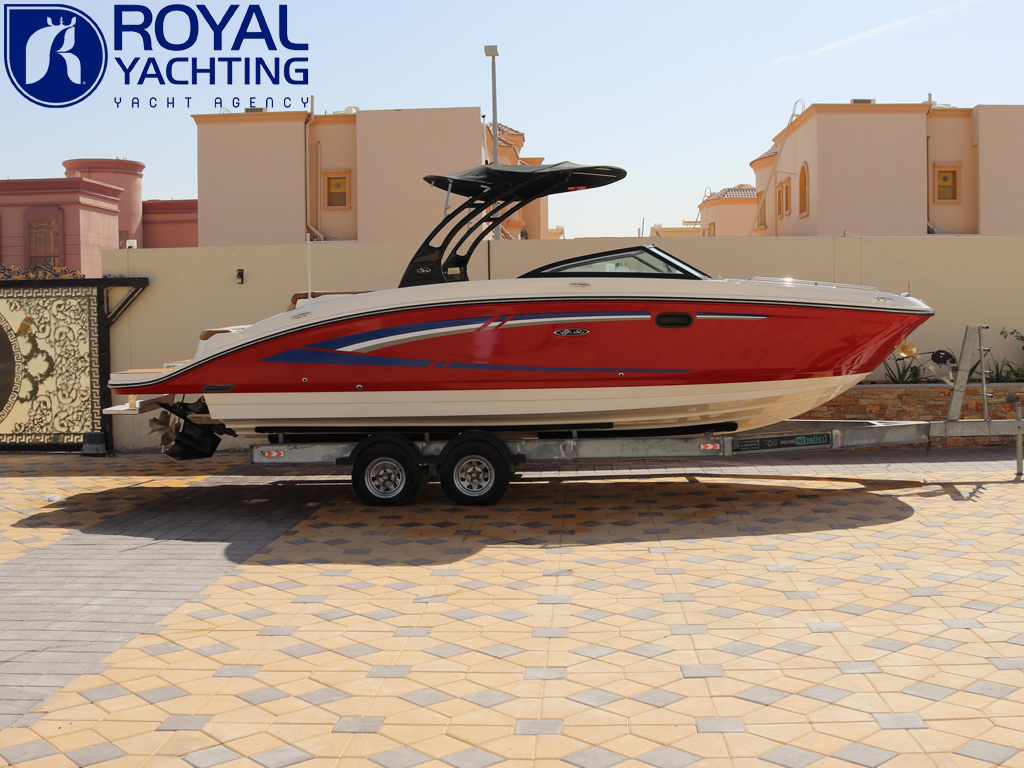 Sea Ray 270 Sundeck 2015 Details - Used Boats For Sale in