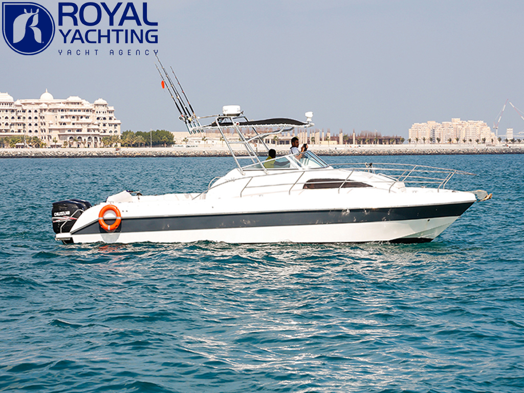 Details - Used Boats For Sale in Dubai, UAE | Boat Rental in