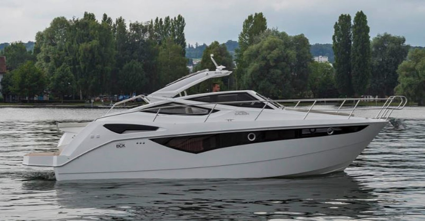 Galeon 305 Open Details - Used Boats For Sale in Dubai, UAE